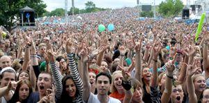 Festival d'été de Québec 2014 – Jour 2 | Lady Gaga sur les Plaines d'Abraham