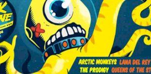 Rock en Seine 2014 | Arctic Monkeys, Prodigy, QOTSA, Portishead, Lana del Rey, Blondie et plus!