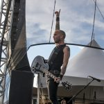 Rise Against - Photo par GjM Photography