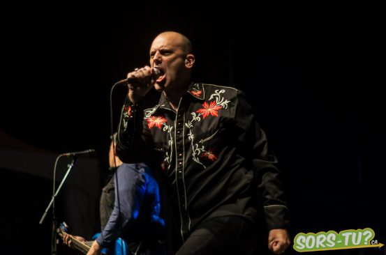 Screeching Weasel, photo par Eliott Garn