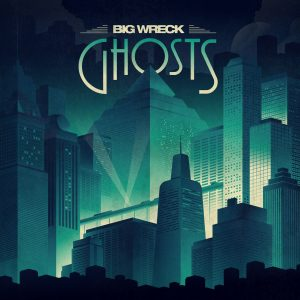 BigWreck-Ghosts_LP_Cover Art
