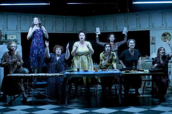 Ensemble (Bingo!)- Photo by Andrée Lanthier