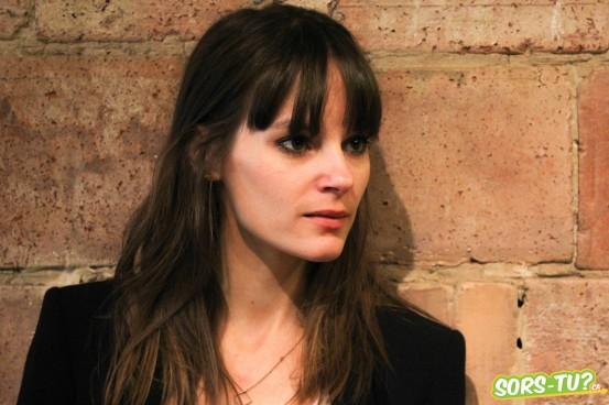 Stéphanie Lapointe-Entrevue (1)