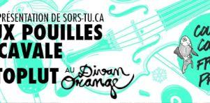 Coup de Coeur Francophone 2014 | Sors-tu.ca présente Deux pouilles en cavale et Oktoplut