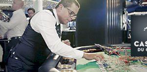 Gregory Charles joue du casino pour la SCQ!