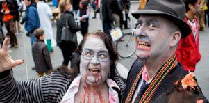 En photos | Marche des Zombies 2014 à Montréal