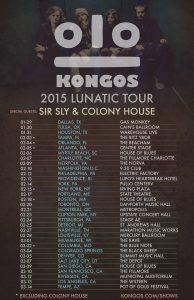 kongs-tour