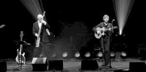 En photos   California Guitar Trio avec Tony Levin au Palais Montcalm de Québec