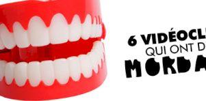Défi de dentiste | 6 vidéoclips qui ont du mordant