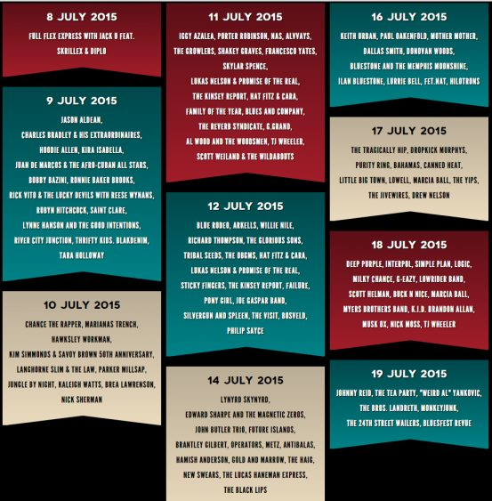 bluesfest-lineup-by-day
