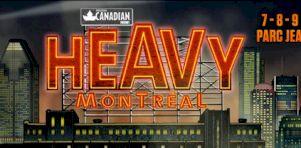 Heavy Montréal 2015 | Programmation complète enfin dévoilée