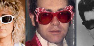 Montre-moi tes barniques | Le Top 10 des artistes à lunettes