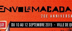 Envol et Macadam 2015 | Despised Icon, Yesterday's Ring et MUTE y seront