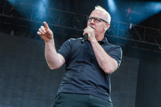 Bad Religion, photo par Karine Jacques
