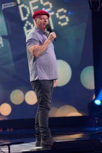 Jeff Ross. Photo par Richard Mercier.