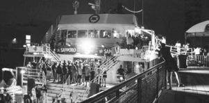 MEG 2015 – Jour 3 | Croisière Nocturne avec Darius, MYD, Fonkyson et DJ Slow à bord du MEG Boat