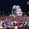 La foule du Festival d'été de Québec