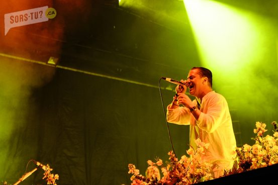 Faith No More, photo par Renaud Sakelaris
