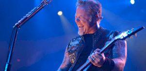 Metallica en fermeture du Colisée Pepsi de Québec
