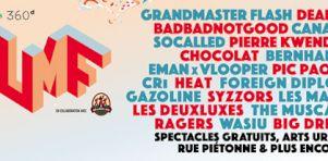 OUMF 2015 | C'est parti pour le festival/party de la rentrée !