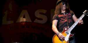 Slash (avec Myles Kennedy and The Conspirators) au Métropolis : Que le Rock soit…