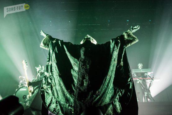 Ghost, photo par Thomas Mazerolles