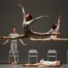 Selene Guerrero-Trujillo avec les artistes du Ballet dans the second detail. Photo par Bruce Zinger, courtoisie de The National Ballet of Canada