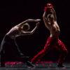Guillaume Côté et Kathryn Hosier dans Spectre de la Rose. Photo par Jeremy Mimnagh, courtoisie de The National Ballet of Canada