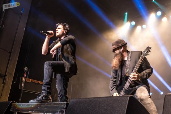 Three Days Grace - Montréal - 2015-10