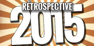 Rétrospective 2015 | Top 20 des Albums anglophones de l'année