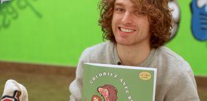 Exclusif : Philippe Brach nous présente son cahier à colorier !