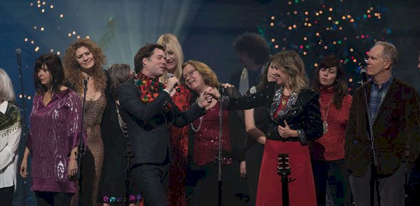 Rufus and Martha Wainwright's Noël Nights