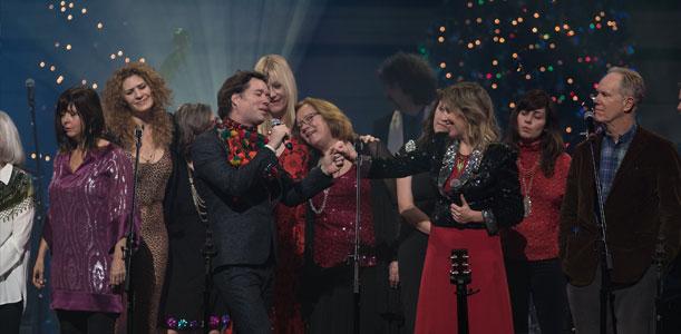 Rufus and Martha Wainwright's Noël Nights