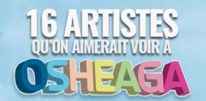 Osheaga 2016 | 16 artistes qu'on aimerait voir à la programmation
