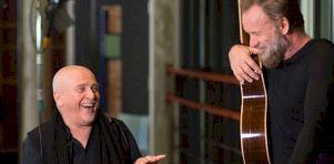 Sting et Peter Gabriel à Montréal et au Festival d'été de Québec en juillet 2016