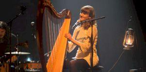 Montréal en Lumière 2016 | Emilie & Ogden au Club Soda : l'angélique harpiste