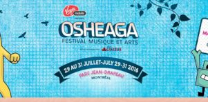 Osheaga 2016 | La programmation dévoilée: Radiohead, Red Hot Chili Peppers et Lana Del Rey!