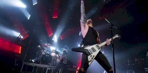 14 photos de Bullet For My Valentine et Asking Alexandria au Métropolis