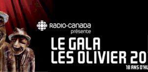 Nominations du Gala les Olivier 2016 | Stéphane Rousseau et Jean-Thomas Jobin favoris