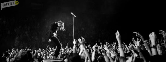 Cage The Elephant - Centre Bell - 10 mai 2016-26