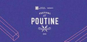 Festival de la Poutine 2016 | Bernard Adamus, Les Cowboys Fringants et Éric Lapointe en tête d'affiche
