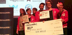 Francouvertes 2016 | La Famille Ouellette remporte la grande finale !