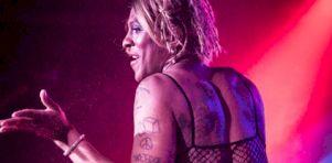 Mykki Blanco enflamme le théâtre Fairmount