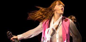 Florence + the Machine à Montréal | Florence, la magnifique