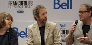 Francofolies 2016 | Gainsbourg Symphonique: Rencontre émouvante avec les artistes