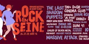 Rock en Seine 2016 | Coup d'oeil sur la programmation