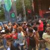 Petite danse en ligne impromptue au McCarren Park.
