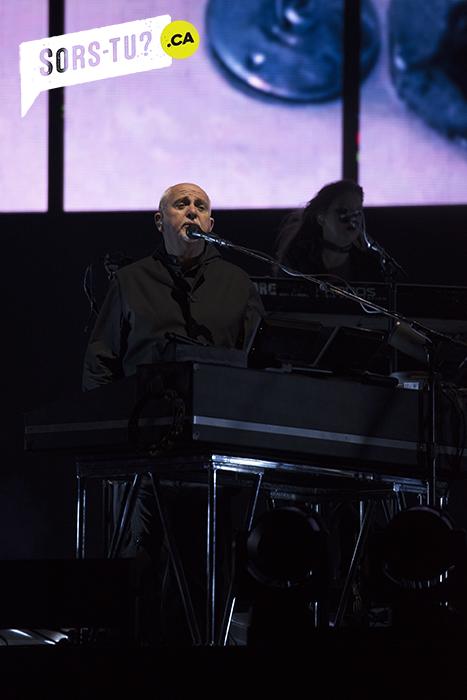 Peter Gabriel Montreal 2018 Critique Concert Sors Tu Ca