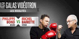 Gala Juste pour rire 2016 | Michel Barrette vs Philippe Bond : La victoire des vieux