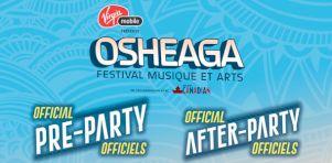 Osheaga 2016 présente ses pré-partys et after-partys